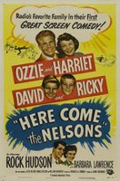 Here Come the Nelsons movie poster (1952) picture MOV_7b4101ee