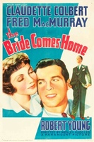 The Bride Comes Home movie poster (1935) picture MOV_7b4a6dee
