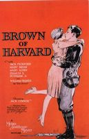 Brown of Harvard movie poster (1926) picture MOV_7b4bdb2b