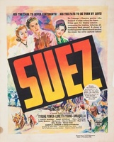 Suez movie poster (1938) picture MOV_7b4e0b2e
