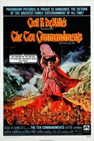 The Ten Commandments movie poster (1956) picture MOV_7b54bb55
