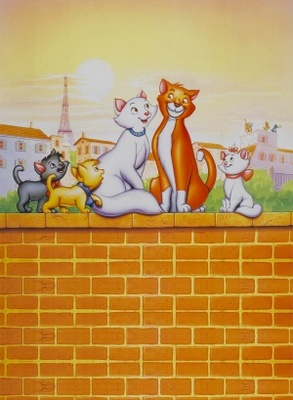 The Aristocats movie poster (1970) poster MOV_7b599096
