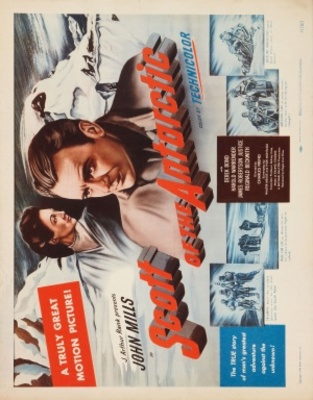 Scott of the Antarctic movie poster (1948) poster MOV_7b5d86ef