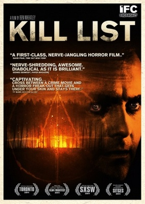 Kill List movie poster (2011) poster MOV_7b5f6b47