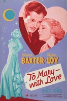 To Mary - with Love movie poster (1936) picture MOV_7b6043be