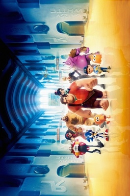 Wreck-It Ralph movie poster (2012) poster MOV_7b652f8d