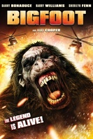 Bigfoot movie poster (2012) picture MOV_7b66e0fd