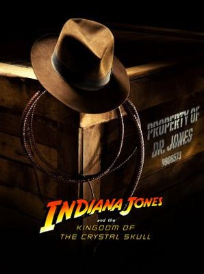 Indiana Jones and the Kingdom of the Crystal Skull movie poster (2008) poster MOV_7b670473