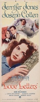 Love Letters movie poster (1945) picture MOV_7b6d0c91