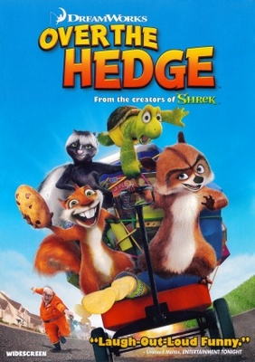 Over The Hedge movie poster (2006) poster MOV_7b70d328