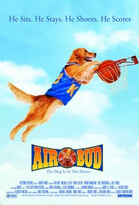Air Bud movie poster (1997) poster MOV_7b71dc0b