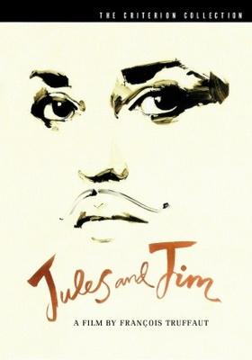 Jules Et Jim movie poster (1962) poster MOV_7b7ebe0d