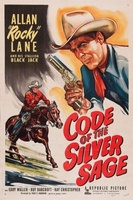 Code of the Silver Sage movie poster (1950) picture MOV_7b95d3e7
