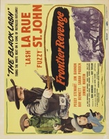 Frontier Revenge movie poster (1948) picture MOV_7b9f821d