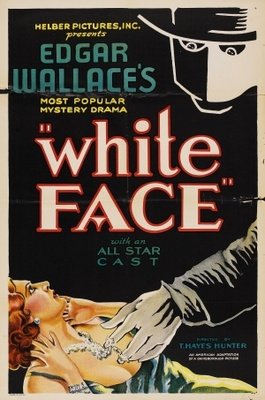 White Face movie poster (1932) poster MOV_7ba8001e
