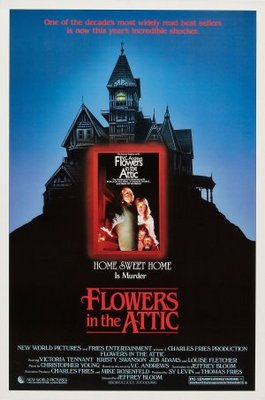 Flowers in the Attic movie poster (1987) poster MOV_7ba8bc42