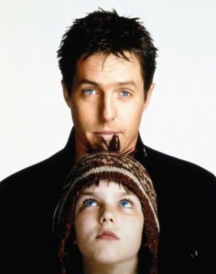 About a Boy movie poster (2002) poster MOV_7ba95a8f