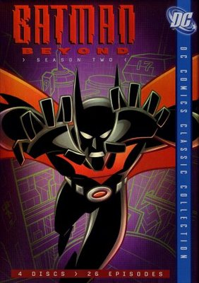 Batman Beyond movie poster (1999) poster MOV_7baa00a8
