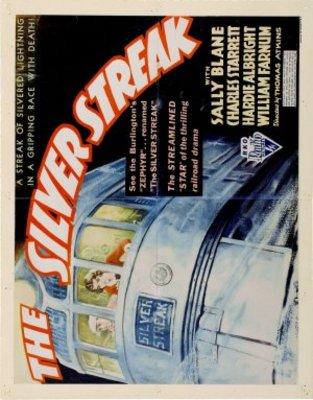 The Silver Streak movie poster (1934) poster MOV_7bb00b34