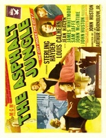 The Asphalt Jungle movie poster (1950) picture MOV_7bb7a0bb