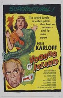 Voodoo Island movie poster (1957) picture MOV_7bbd0c5f