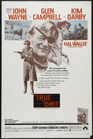 True Grit movie poster (1969) picture MOV_7bc0f357