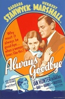 Always Goodbye movie poster (1938) picture MOV_7bc81c7c