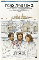 Moscow on the Hudson movie poster (1984) picture MOV_7bcbccf9