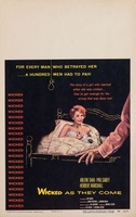 Wicked as They Come movie poster (1956) picture MOV_7bcf60f3
