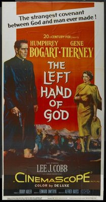 The Left Hand of God movie poster (1955) poster MOV_7bd33846
