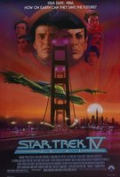 Star Trek: The Voyage Home movie poster (1986) picture MOV_7bd36393