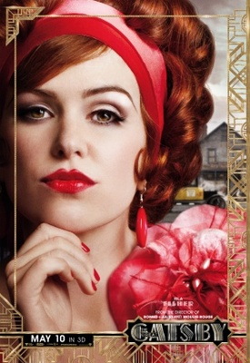 The Great Gatsby movie poster (2012) poster MOV_7bd456e6