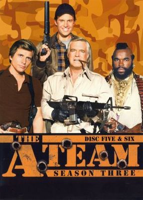 The A-Team movie poster (1983) poster MOV_7bdbd914
