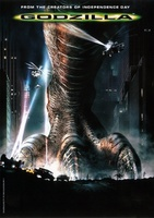 Godzilla movie poster (1998) picture MOV_ebe06353