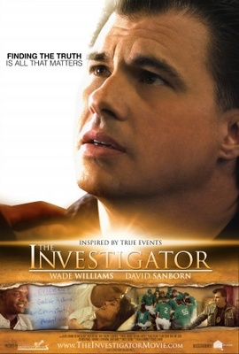 The Investigator movie poster (2013) poster MOV_7be45acc