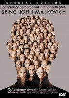 Being John Malkovich movie poster (1999) picture MOV_7be4c6ba