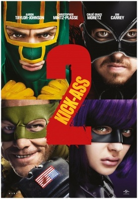 Kick-Ass 2 movie poster (2013) poster MOV_7bec9181