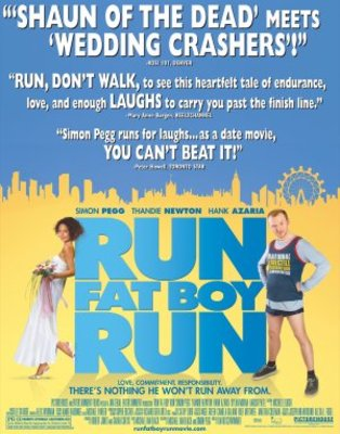 Run Fatboy Run movie poster (2007) poster MOV_7bf6aa39