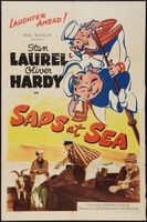 Saps at Sea movie poster (1940) picture MOV_7c077d64
