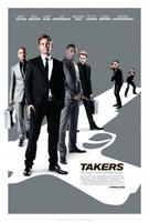 Takers movie poster (2010) picture MOV_7c13ed11