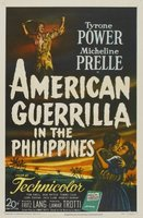 American Guerrilla in the Philippines movie poster (1950) picture MOV_7c15560a