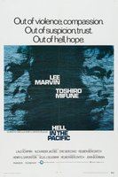 Hell in the Pacific movie poster (1968) picture MOV_7c20042c