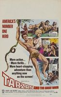 Tarzan and the Great River movie poster (1967) picture MOV_7c3143f6