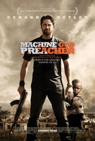 Machine Gun Preacher movie poster (2011) picture MOV_7c364f89