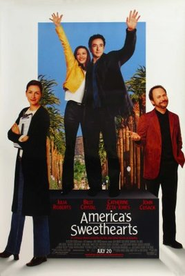 America's Sweethearts movie poster (2001) poster MOV_7c38ba37