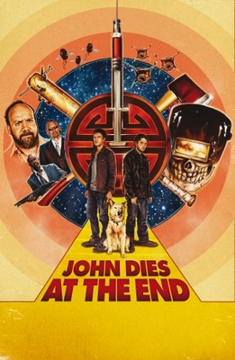 John Dies at the End movie poster (2012) poster MOV_7c409669