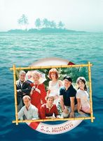 Gilligan's Island movie poster (1964) picture MOV_7c41f28d