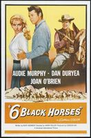 Six Black Horses movie poster (1962) picture MOV_7c425ee5