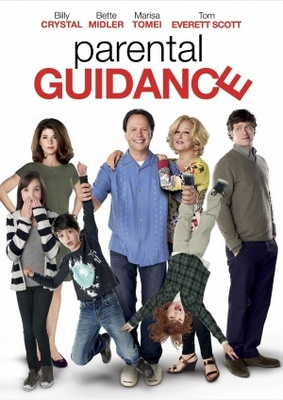 Parental Guidance movie poster (2012) poster MOV_7c51a28f