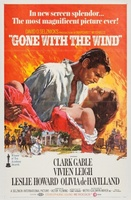 Gone with the Wind movie poster (1939) picture MOV_7c53ad26